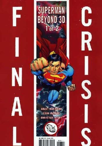 Okładka książki Final Crisis: Superman Beyond #1