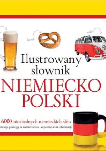 Okładka książki Ilustrowany słownik niemiecko-polski