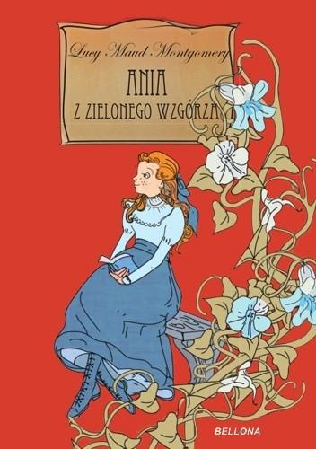 Okładka książki Ania z Zielonego Wzgórza. Wydanie zbiorcze