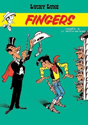Okładka książki Lucky Luke - 52 - Fingers