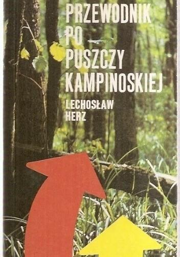 Okładka książki Przewodnik po Puszczy Kampinoskiej
