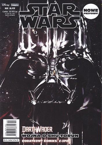 Okładka książki Star Wars Komiks 2/17 - Wojna o Shu-Torun
