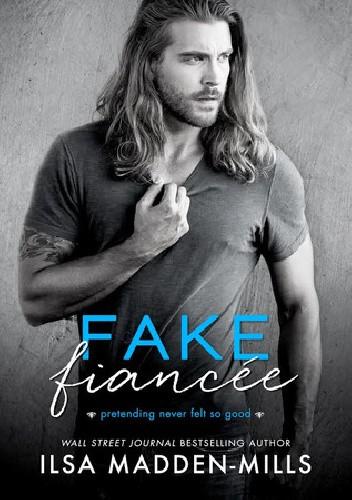 Okładka książki Fake Fiancée