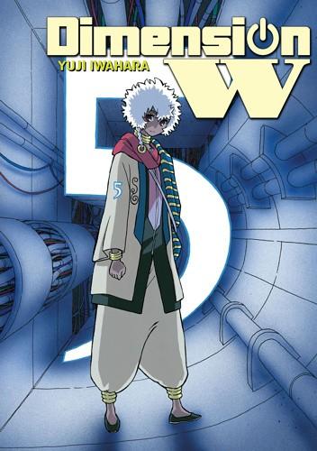 Okładka książki Dimension W #5