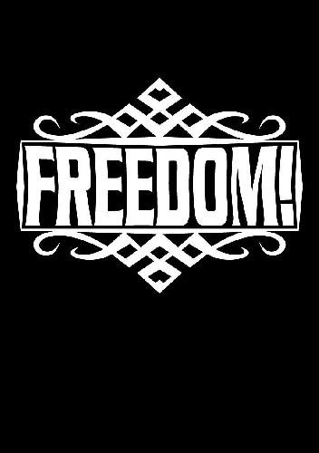 Okładka książki Freedom!