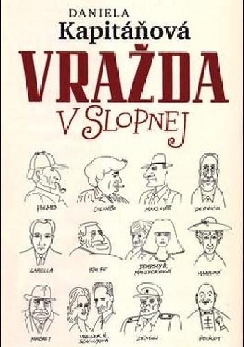 Okładka książki Vražda v Slopnej