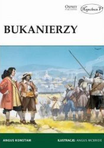 Okładka książki Bukanierzy