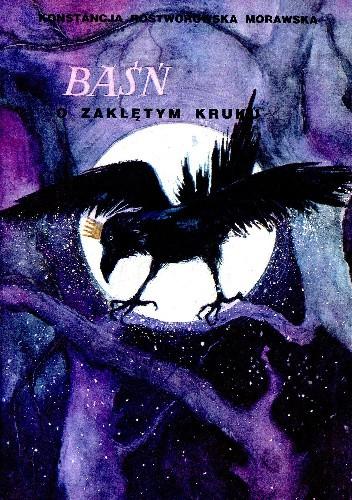 Okładka książki Baśń o zaklętym kruku