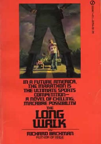 Okładka książki The Long Walk