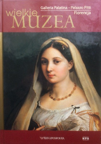 Okładka książki Galleria Palatina - Palazzo Pitti