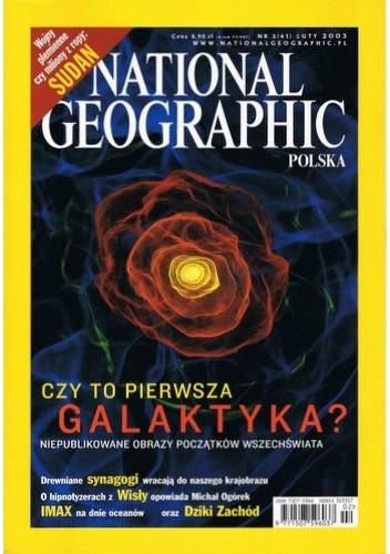 Okładka książki National Geographic 02/2003 (41)