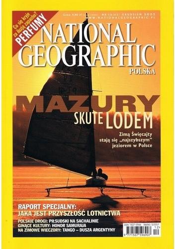 Okładka książki National Geographic 12/2003 (51)