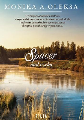 Okładka książki Spacer nad rzeką