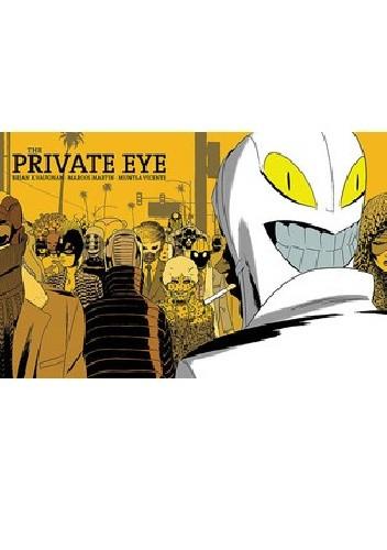 Okładka książki The Private Eye
