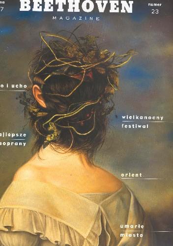 Okładka książki Beethoven Magazine, nr 23