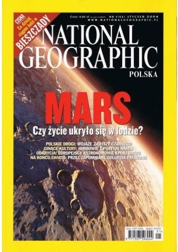 Okładka książki National Geographic 01/2004 (52)