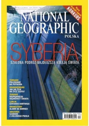 Okładka książki National Geographic 04/2004 (55)