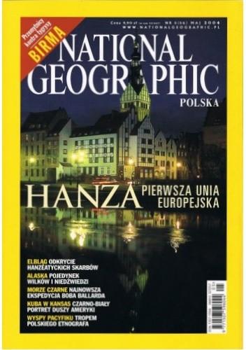 Okładka książki National Geographic 05/2004 (56)