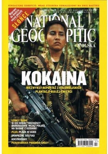 Okładka książki National Geographic 07/2004 (58)