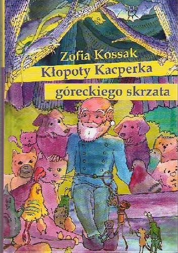 Okładka książki Kłopoty Kacperka góreckiego skrzata
