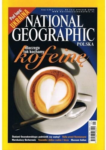 Okładka książki National Geographic 01/2005 (64)