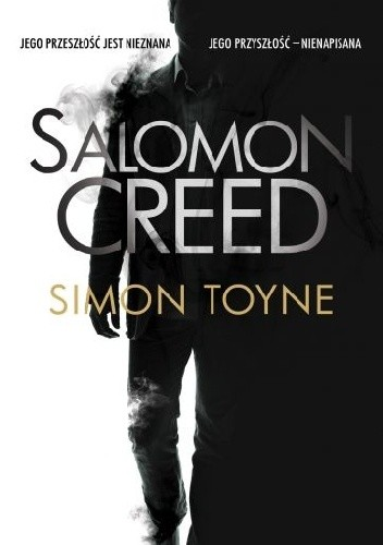 Okładka książki Salomon Creed