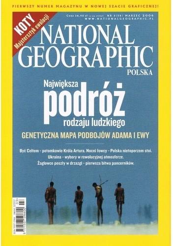 Okładka książki National Geographic 03/2006 (78)