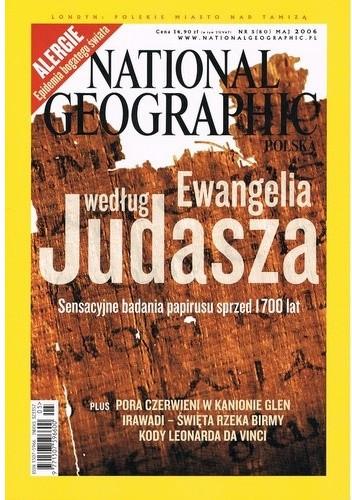 Okładka książki National Geographic 05/2006 (80)
