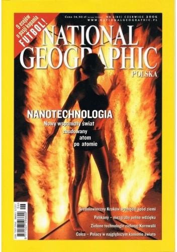 Okładka książki National Geographic 06/2006 (81)