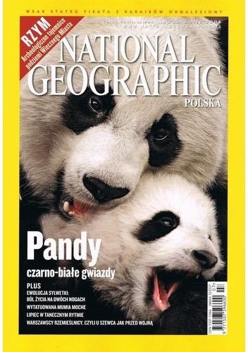 Okładka książki National Geographic 07/2006 (82)