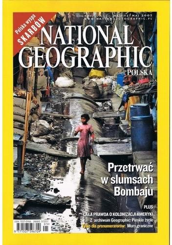 Okładka książki National Geographic 05/2007 (92)