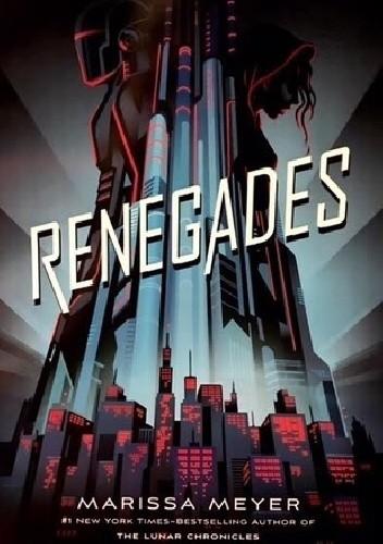 Okładka książki Renegades