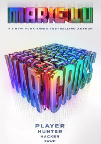 Okładka książki Warcross