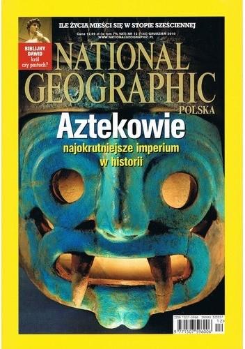 Okładka książki National Geographic 12/2010 (135)