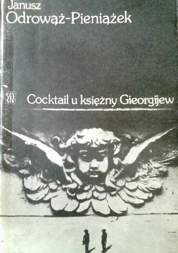 Okładka książki Cocktail u księżny Gieorgijew. Opowiadania paryskie