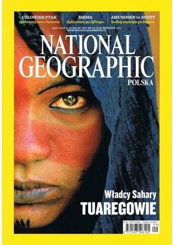 Okładka książki National Geographic 09/2011 (144)