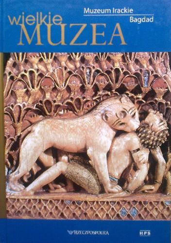 Okładka książki Muzeum Irackie