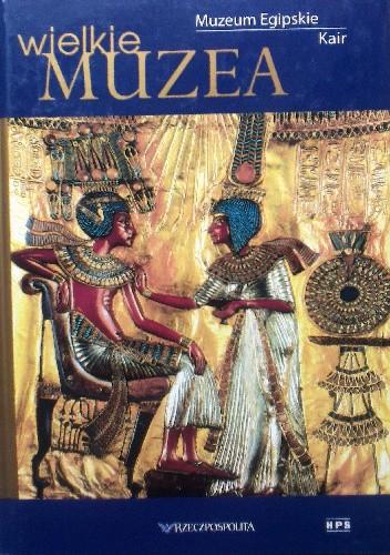 Okładka książki Muzeum Egipskie, Kair