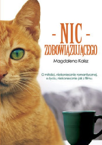 Okładka książki Nic zobowiązującego