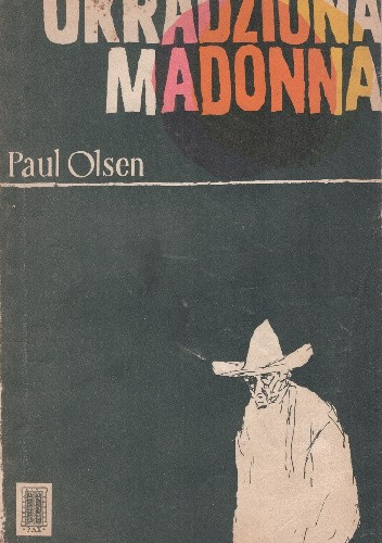 Okładka książki Ukradziona Madonna