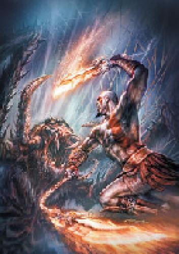 Okładka książki God of War #2