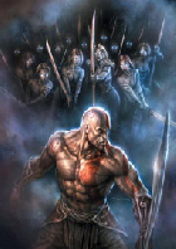 Okładka książki God of War #3