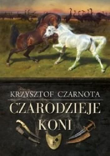 Okładka książki Czarodzieje koni