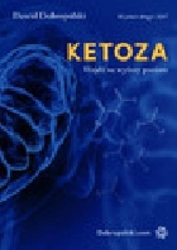 Okładka książki Ketoza. Wejdź na wyższy poziom