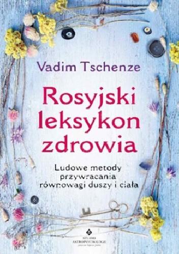 Okładka książki Rosyjski leksykon zdrowia