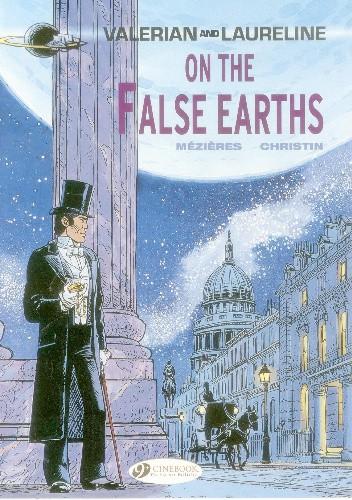 Okładka książki On the False Earths