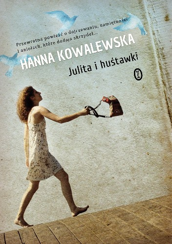 Okładka książki Julita i huśtawki