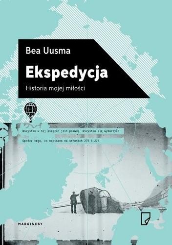 Okładka książki Ekspedycja. Historia mojej miłości