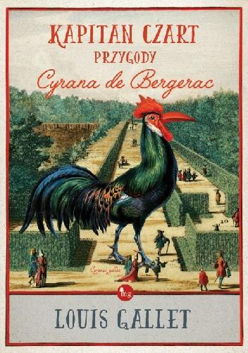 Okładka książki Kapitan Czart, przygody Cyrana de Bergerac