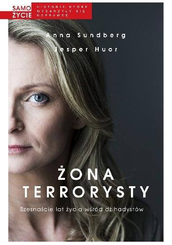 Okładka książki Żona terrorysty